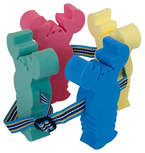 Burbujita Aquafoam - Cinturon infantil, diseño cangrejo