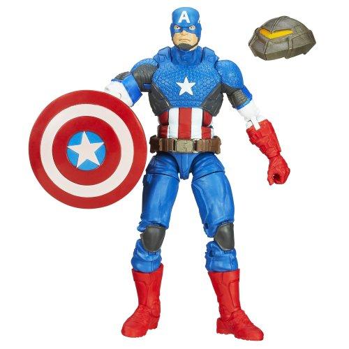 Captain America Marvel Legends Marvel Now! Captain America Figure 6 Inches