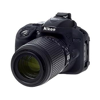 easyCover ECND5300B easyCover Camera Case for Nikon D5300  Black