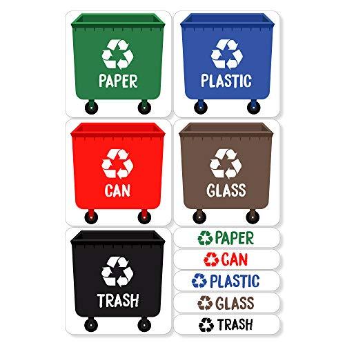 pegatina reciclaje fabricante Haberdashery Online
