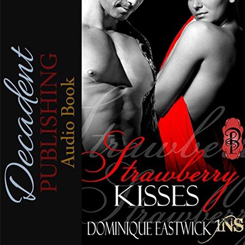 Strawberry Kisses audiobook cover art