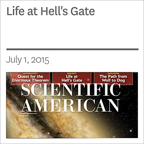 Life at Hell's Gate copertina