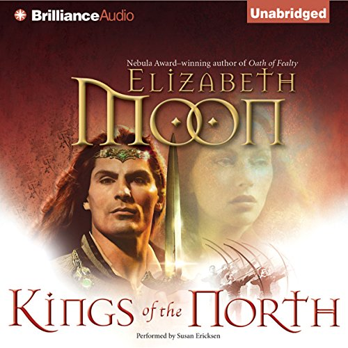 Kings of the North audiobook cover art