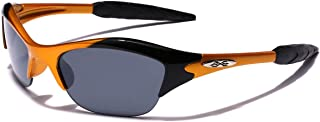 KIDS AGE 2-8 Half Frame Sports Sunglasses
