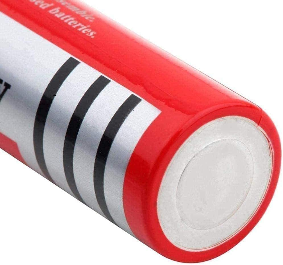 Lithium Max 85% OFF Battery 18650 3 7v 3000mAh Upper Rechargeable Batt -Game Surprise price