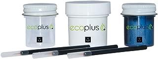 Touch Up Paint Ecoplus+ Complete Chip Scratch Repair Kit - Jeep Wrangler PBJ Hydro Blue Metallic