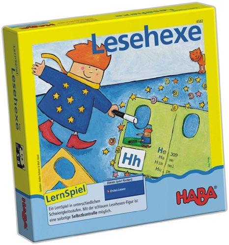 HABA 4582 Lesehexe