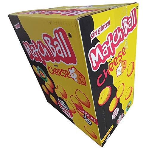 Risi Match Ball - Bolas sabor a queso - Caja 20 unidades de 30 g