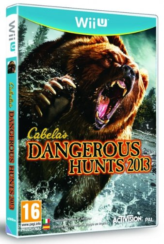 Cabela's Dangerous Hunts 2013 - SAS