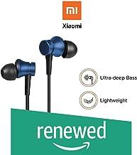 (Renewed) Mi Earphones Basic Blue