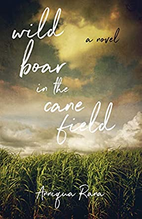 Wild Boar in the Cane Field