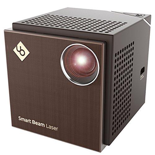 『小型レーザープロジェクター Smart Beam Laser 日本専用説明書同梱版 LB-UH6CB』の1枚目の画像