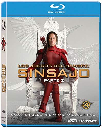 Los Juegos Del Hambre: Sinsajo Parte 2 Blu-Ray [Blu-ray]