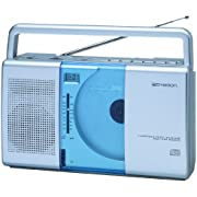 Emerson Portable Radio CD Player