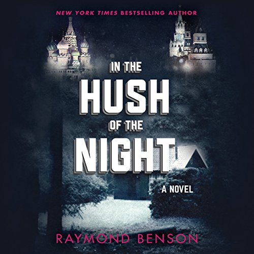 In the Hush of the Night audiobook cover art