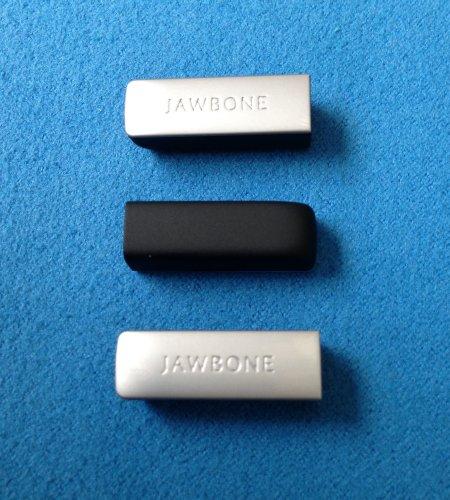 3 Onyx Ersatz Endkappen f?r Jawbone UP24 UP 24 Armband Band Armband Band Handgelenk Armband Staubschutz-Kappen, schwarz (NICHT f?r das 1. oder 2. Generation)
