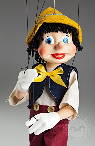 Junge Pinocchio - Marionette