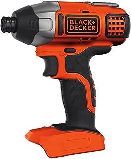 BLACK+DECKER Controlador de impacto máximo de 20 V (BDCI20B)