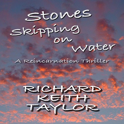 Stones Skipping on Water audiobook cover art
