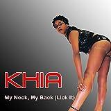 My Neck, My Back (Lick It) (Street/Club Version) [Explicit]