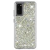 Case-Mate - Samsung Galaxy S20 Case - TWINKLE - Reflective Iridescent Glitter Foil - 6.2 - Stardust