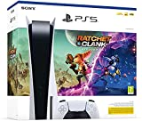 PS5 Console Sony PlayStation 5 - Standard Edition, 825GB SSD, 60FPS, 4K, HDR (Avec lecteur)