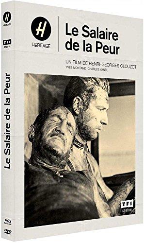 Le salaire de la peur [Blu-ray] [FR Import]