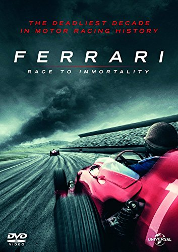 Ferrari - Race to Immortality - Ferrari - Race to Immortality (1 DVD) [UK Import]