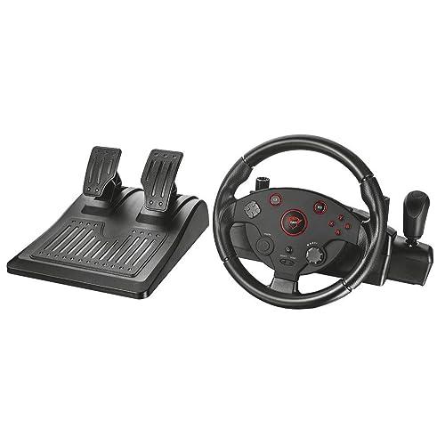 Trust GXT 288 - Volante Para Videojuegos para PlayStation 3 y PC
