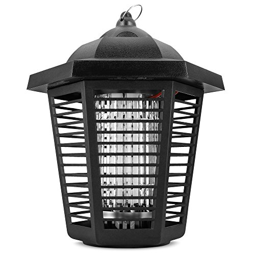 S SAVHOME 2018 UpGrade Bug Zapper Electronic Insect Killer Mosquito Trap Eliminates Most Flying...