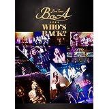 BoA LIVE TOUR 2014 ~WHO'S BACK?~ (DVD2枚組)