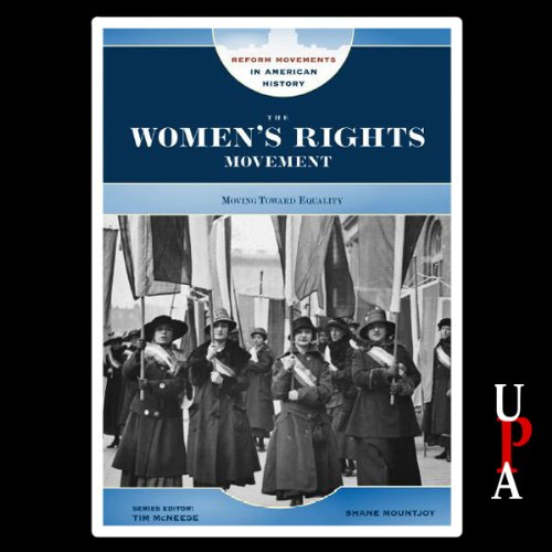 The Women's Rights Movement audiobook cover art