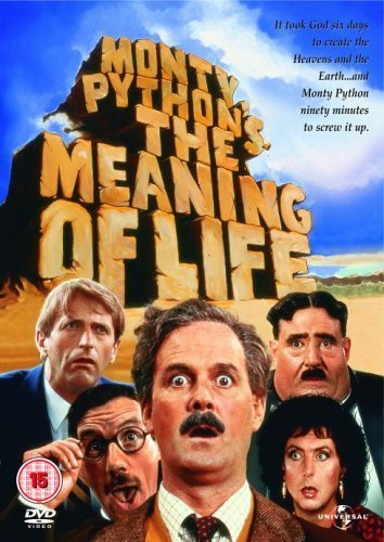The Meaning of Life [Reino Unido] [DVD]