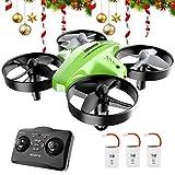 ATOYX Mini Drone, AT-66C RC Drone Niños 3D Flips, Modo sin