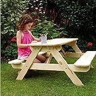 Trueshopping Children%2527s %2527PANDA%2527 Wooden Natural