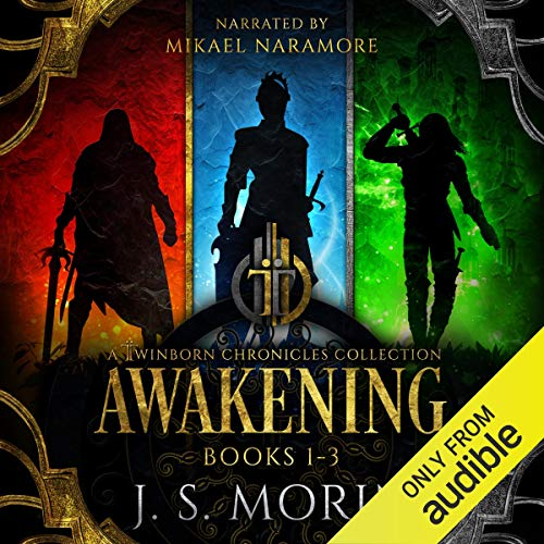 Couverture de Twinborn Chronicles: Awakening Collection