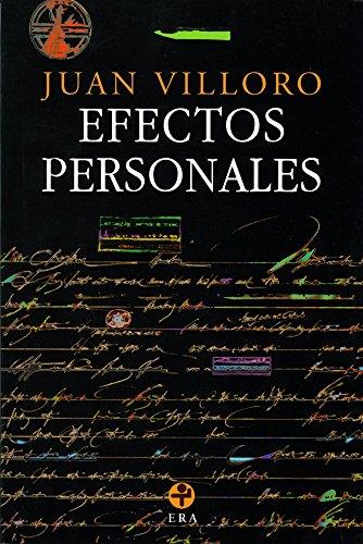 Efectos personales (Biblioteca Era) (Spanish Edition)