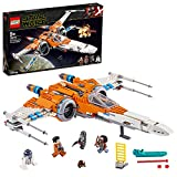 LEGO - Star Wars X-wing Episodio IX con 3 Minifigure Droide R2-D2, Poe Dameron, il Cavaliere di...