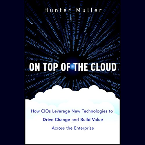 On Top of the Cloud audiobook cover art