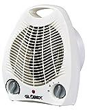 Globex - Calefactor convector siroco 1000/2000 W