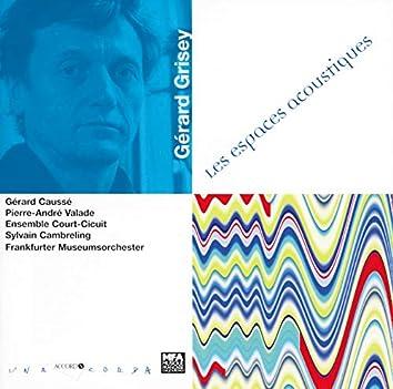 G. Grisey - Les Espaces Acoustiques