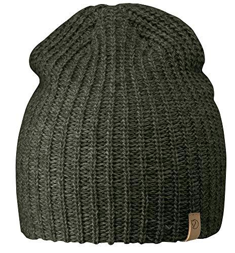 Fjällräven Mütze Övik Melange, Mountain Grey, One Size, 77261