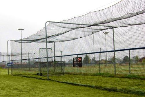 Trigon Sports Procage #24 Batting Tunnel Net, 70 x 12 x 12-Feet