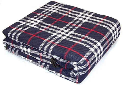 ACIL 300cm x 220cm Waterproof Backed Picnic Blanket/Rug For Travel, Outdoor, Camping