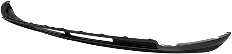 CH1090149PP Platinum Plus Front Bumper Lower Valance compatible with 13-18 Ram 2500, 3500