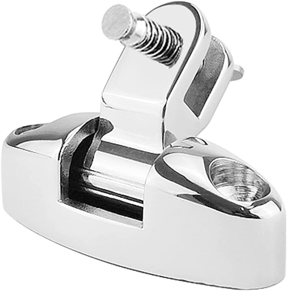 TUOL1AO XUHAOD Stainless Steel Max 69% OFF 316 Boat Hi Top Deck Mount Swivel Low price