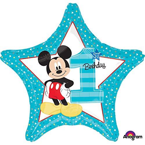 Qualatex Gelukkige Verjaardag Petite Polka Dots 18 Inch Folie Ballon
