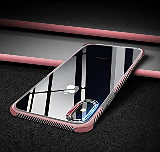 anti knock transparent iphone case