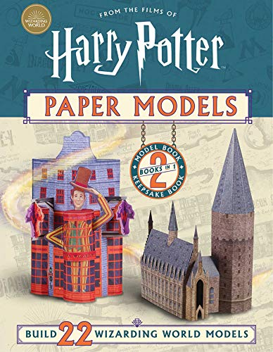 Compare Textbook Prices for Harry Potter Paper Models  ISBN 9781684128907 by Squier, Moira