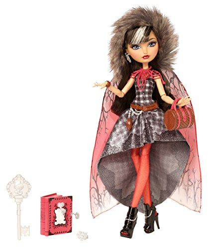 Mattel Ever After High BJH48 - Schicksalstag Cerise Hood, Puppe